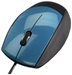 Hama Optical Mouse M360 schwarz/petrol