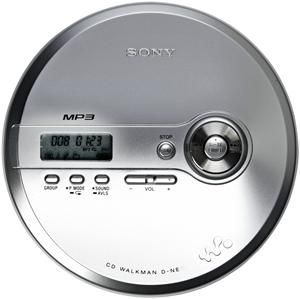 sony d ne 241 s silber tragbare cd player computeruniverse. Black Bedroom Furniture Sets. Home Design Ideas