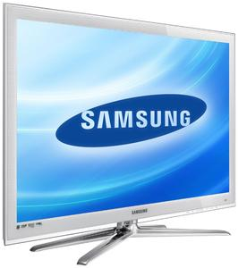 samsung ue46c6710 weiss 116cm 1920x1080 16 9 dvb t dvb c dvb fernseher tv computeruniverse. Black Bedroom Furniture Sets. Home Design Ideas