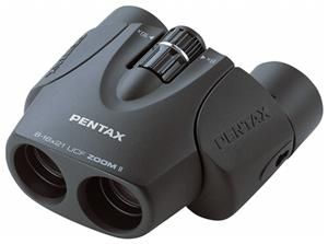 Pentax 8-16x21 UCF II Zoom schwarz (Art.-Nr. 90415262) - Bild #2