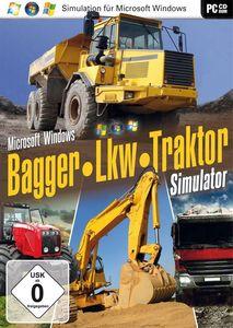 bagger lkw traktor simulator pc games computeruniverse