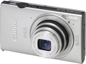 Canon IXUS 240 HS silber (Art.-Nr. 90450106) - Bild #1