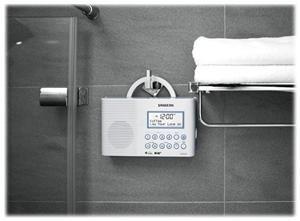 Außergewöhnlich Sangean H 203 D Badezimmerradio Weiß   Radios Und Radiowecker    Computeruniverse
